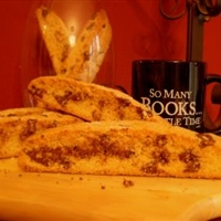 Chocolate Chip Biscotti