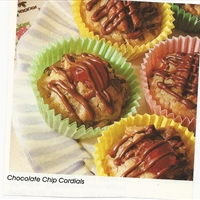 Chocolate Chip Cordials