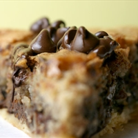 Chocolate Chip Melt Pie