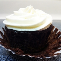 Chocolate Cupcakes Buttercream Icing