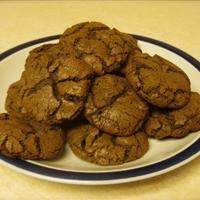 Chocolate Danger Cookies
