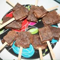 Chocolate Dipped Ice Cream Morsels