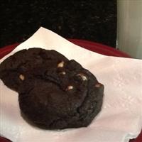 Chocolate Duet Cookies (Panera)