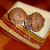 Chocolate Ginger Muffin