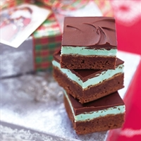 Chocolate Mint Brownies