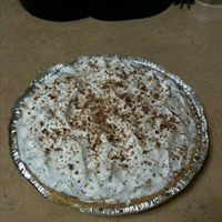 Chocolate Mouse Pie