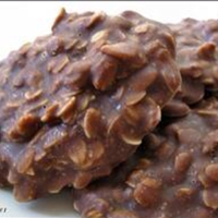 Chocolate Peanut-Butter No Bake Cookies