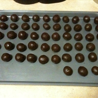 Chocolate 'Surprise' Balls
