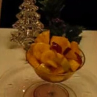 Christmas Fruit Salad