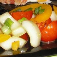 Cilantro Cucumber Salsa