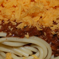 Cincinnati Chili Authentic