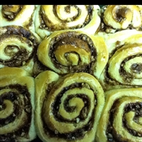 Cinnamon Rolls (Bread Machine)