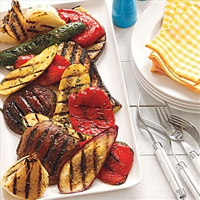 Citrus-Herb Grilled Vegetables