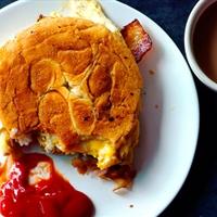 Classic Breakfast Sandwich