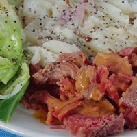 Classic Corned Beef Dinner