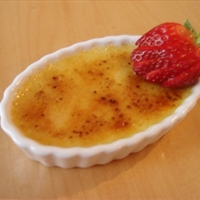 Classic Creme Brulee