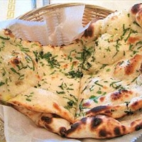 Classic Indian Naan