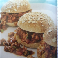Clean eating sloppy joes