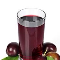 Cleansing Plum Juice