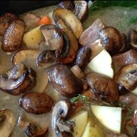 Cognac crockpot beef stew