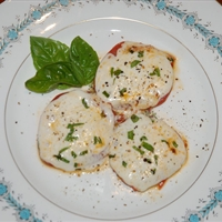 Cooked Caprese