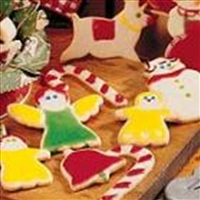Cookie Day - Sugar Cookies