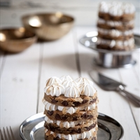Cookie Stacked Cakes