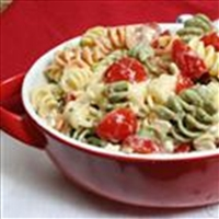 Corkscrew Pasta Salad with Ricotta