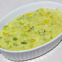 Corn-Chile Custard