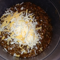 Cornfield Turkey Chili