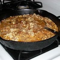 Cowboy Skillet Meal