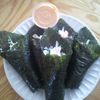 Crab Hand Rolls