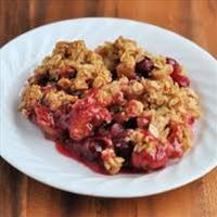 Cranberry Apple Casserole