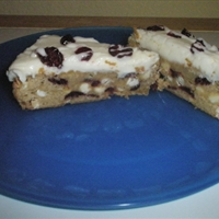 Cranberry Bliss Bar (revised and Improved)