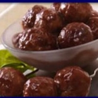 Cranberry Cocktail Meatballs