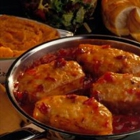 Cranberry-Onion Chops