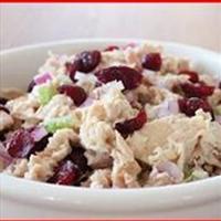 Cranberry Tuna Salad