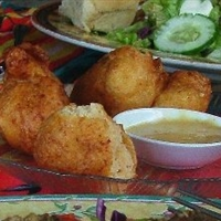 Crawfish Fritters