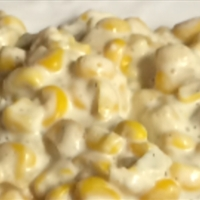 Cream Cheese Green Chili Corn