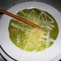 Cream of Green Chile Soup