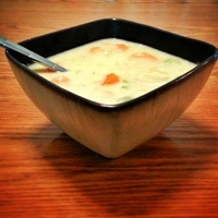 Creamy Chicken & Wild Rice Soup