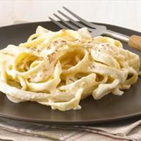 Creamy Fettucine Alfredo