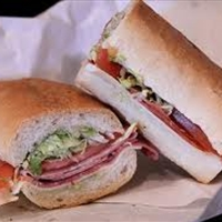 Creamy Italian Sub Sandwich