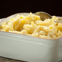 Creamy Mashed Potatoes and Parsnips