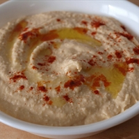 Creamy Restaurant-Style Hummus