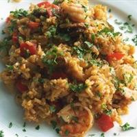 Kicked-Up Creole Jambalaya