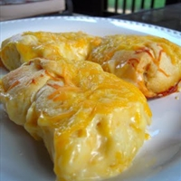 crescent roll chicken.