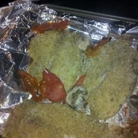 Crispy Baked Tilapia