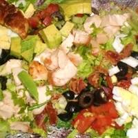 Crispy Cobb Salad