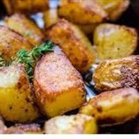 Crispy Duck Fat Roast Potatoes